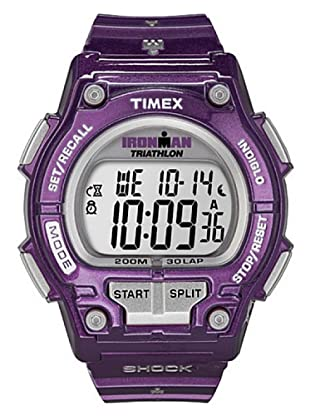Timex T5K558. Relojes de Deporte Morado