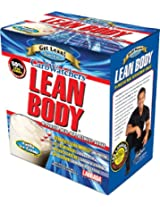Labrada Nutrition Lean Body CarbWatchers Hi-Protein Meal Replacement Shake, Vanilla Ice Cream, 2.29 oz. Packets, 20-Count