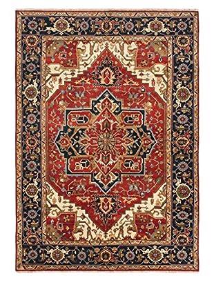 eCarpet Gallery Serapi Heritage Rug, Red, 9' x 14'