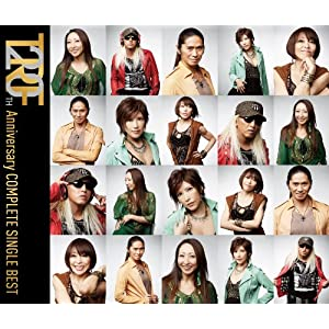 TRF/TRF 20TH Anniversary COMPLETE SINGLE BEST(3CD+DVD) CD