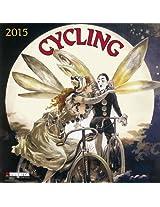 Cycling Through History 2015 (Media Illustration)
