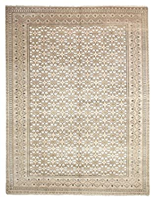 Solo Rugs Ikat One-of-a-Kind Rug, Beige, 9' 1
