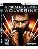 X-Men Origins: Wolverine - Uncaged Edition (PS3)