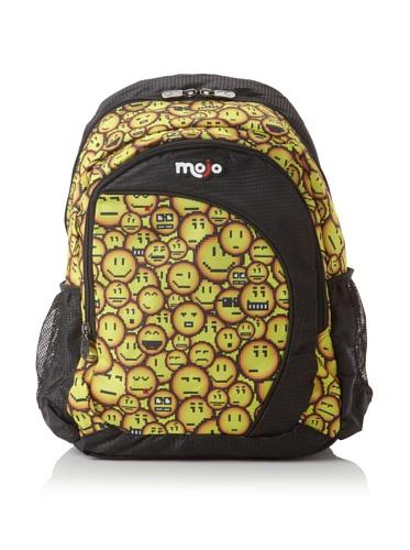 Mojo 8 Bit Digital Backpack, Black/Yellow