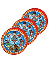 Paw Patrol Party Dinner Plates 24 Pieces