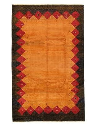 Rug Republic One Of A Kind Nomadic Tribal Persian Gabbeh Rug, Multi, 6' 7