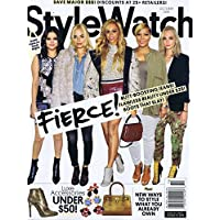 People Style Watch October 2016 小さい表紙画像