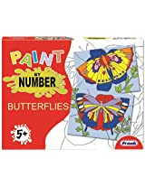 Frank Butterflies, Multi Color