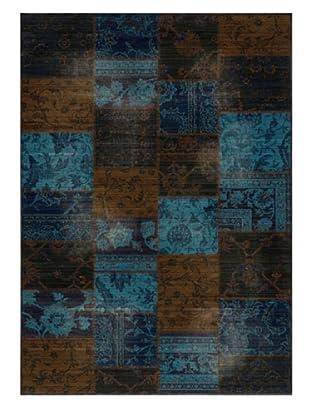 Momeni Vintage Collection Rug, Indigo, 7' 10