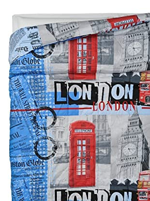 Travel Collection Trapunta London (Jeans)