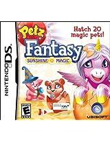Petz Fantasy: Sunshine Magic (Nintendo DS) (NTSC)
