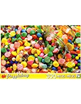 Candy Puzzlebug 300 Piece Jigsaw Puzzle