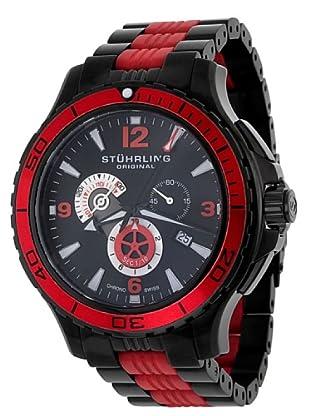 STÜRLING ORIGINAL 270.332T71 - Reloj de Caballero movimiento de cuarzo con correa caucho