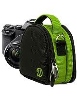 Vangoddy Nylon Green Camera Pouch
