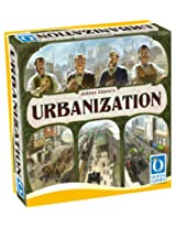 Urbanization Multi Language Board Game