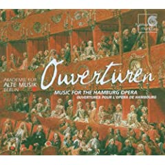 nuNEIyW (Overturen: Overtures From the Hamburg Opera)