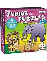 Creative Educational Aids 0767 Junior Puzzles - 2