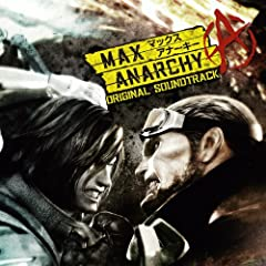 MAX ANARCHY ORIGINAL SOUNDTRACK(2gALBUM)