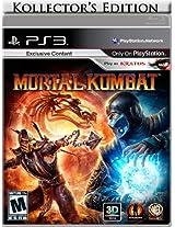 Mortal Kombat - Kollector's Edition (PS3)
