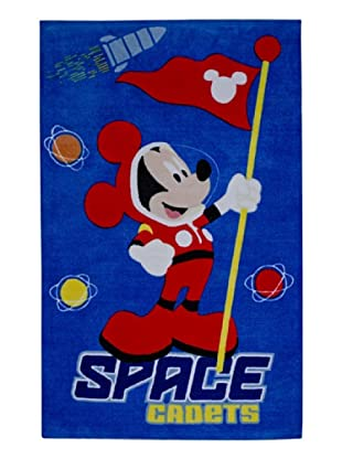 ABC Tappeti Alfombra Disney Fun L. (Mickey Space)