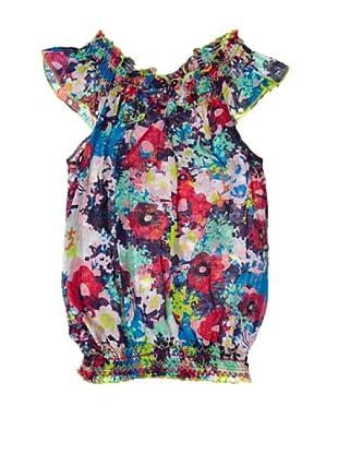 CKS Vestido Bigflow (Multicolor)