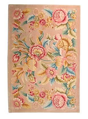 Roubini Oasis Hand Knotted Wool Rug, Multi, 6' 7