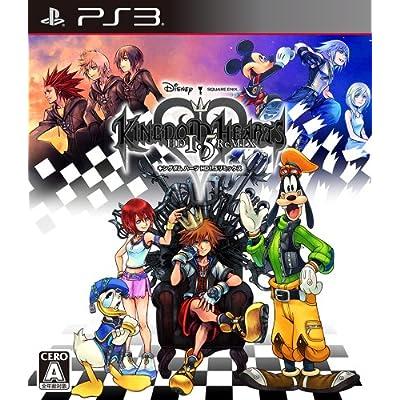 『キングダム ハーツ -HD 1.5 リミックス-初回生産特典:KINGDOM HEARTS for PCブラウザ(仮称)で使用できるアイテムシリアルコード 同梱』