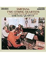 Smetana: String Quartet 1