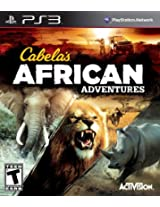 Cabela's African Adventures (PS3)