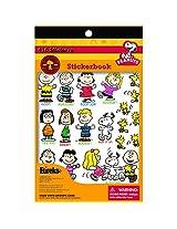 Eureka Peanuts Sticker Book (Set Of 6)