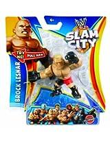 WWE Slam City Brock Lesnar Figure