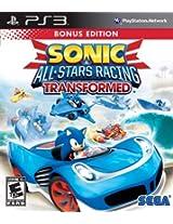 Sonic and All-Stars Racing Transformed - Bonus Edition (PS3)