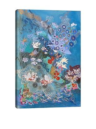 Lia Porto's Hay Nidos Y Nidos Giclée Canvas Print
