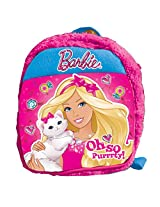 Barbie Plush Bag, Pink (12-inch)