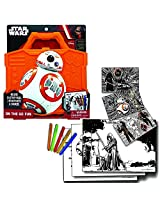 Star Wars The Force Awakens On The Go Fun Play Set