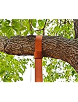 Tree Swing Hanging Strap Kit By Planet Earth Play Equipment: Hang Any Swing in Minutes. (60-Inch Strap)
