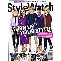 People Style Watch November 2016 小さい表紙画像