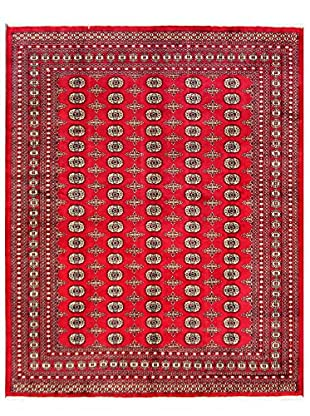 Bashian Rugs One-of-a-Kind Hand Knotted Paki Bukara Rug, Red, 8' 2