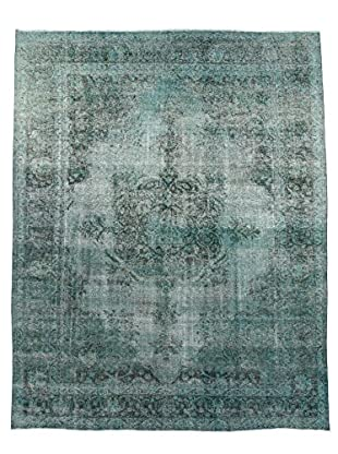 F.J. Kashanian Rugs One-of-a-Kind Hudson Rug, Aqua Green, 9' 5