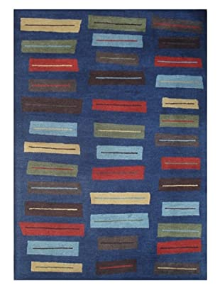 Mili Designs NYC Modern Shapes Rug, 5' x 8'