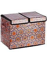 Home Candy Designer Cardboard Foldable Multi Utility Storage Box