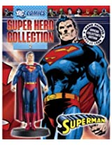 Dc Superhero Figurine Collection Issue 2 Superman By Eaglemoss