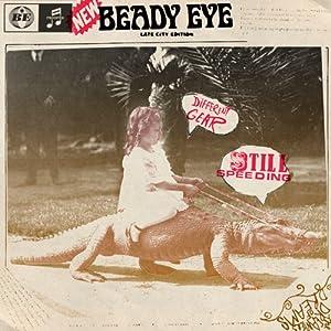 Beady Eye『Different Gear, Still Speeding(Limited Edition)』