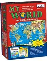 Creative Educational Aids 0946 My World