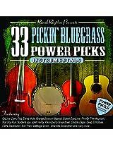 33 Pickin' Bluegrass Power Picks - Instrumentals