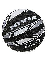 Nivia Galaxy Basketball, Size 7
