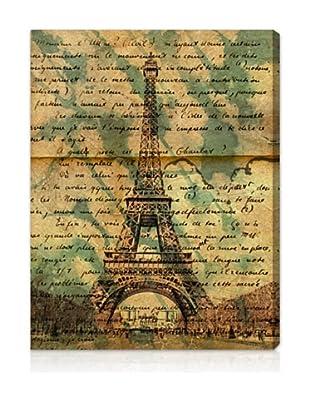 Oliver Gal Eiffel Words