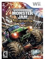 Monster Jam Path Of Destruction - Nintendo Wii
