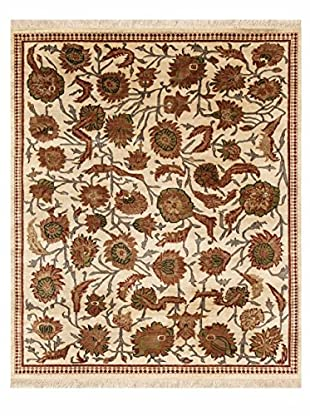 Jaipur Rugs Hand-Knotted Rug, Creamy White, 8' x 10'