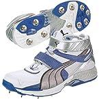 Puma Full Spikes Mid-Iridium Ii Cricket Shoes-